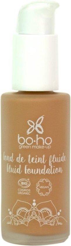 Boho Vegan Liquid Foundation 06 Caramel (30 Ml)