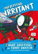 Boek cover Boek Ontzettend Irritant van Andy Griffiths (Hardcover)