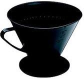 Westmark Koffiefilter Houder - 1 x 6 - Zwart