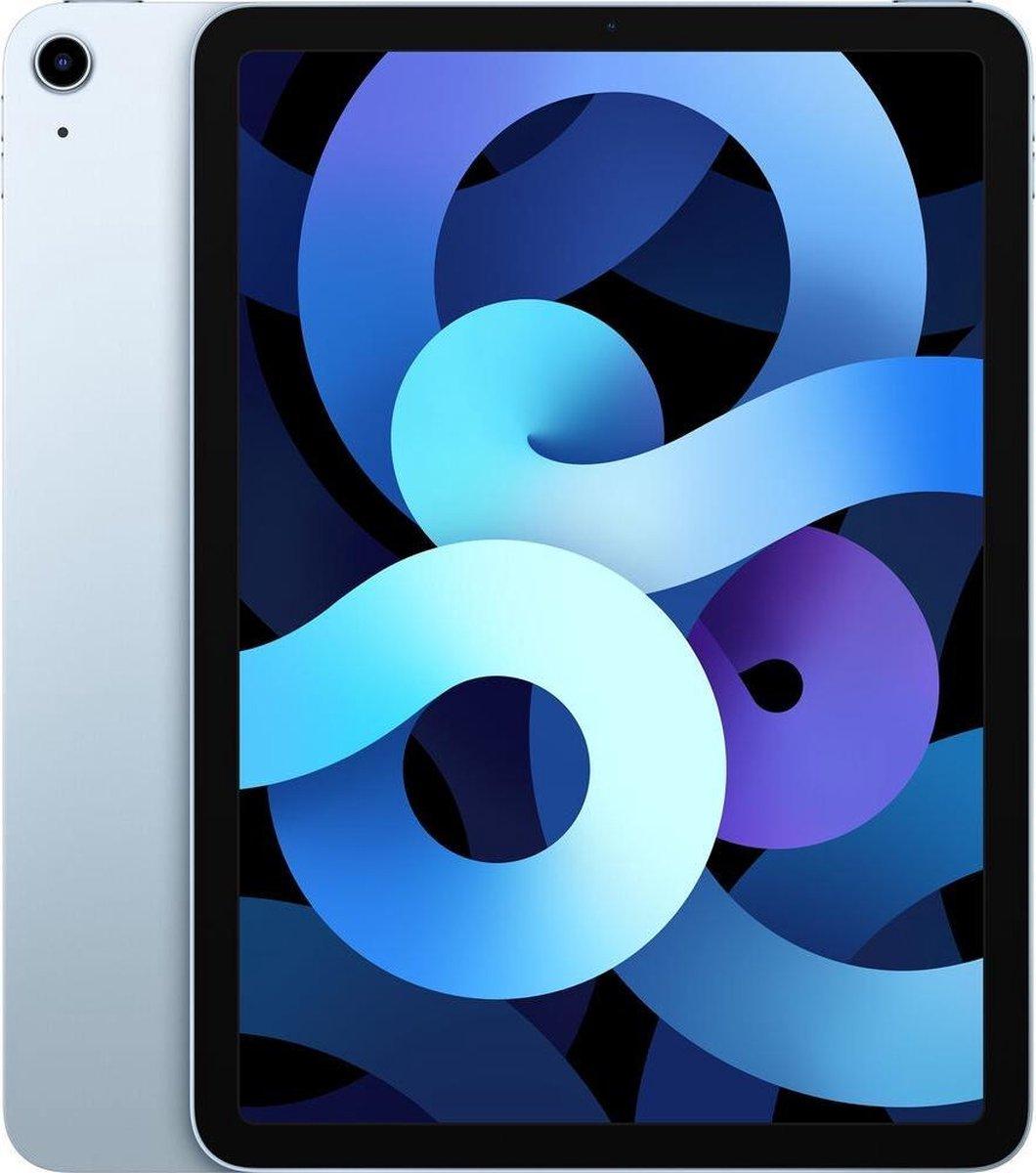 Apple iPad Air 4 - Renoverad door SUPREME MOBILE - A Grade - Endast WiFi - 64 GB - Blå