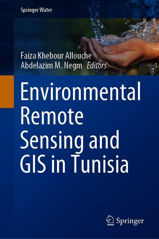 Boek cover Environmental Remote Sensing and GIS in Tunisia van  (Onbekend)