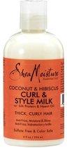 Shea Moisture Coconut & Hibiscus Curl & Style Milk 237 ml
