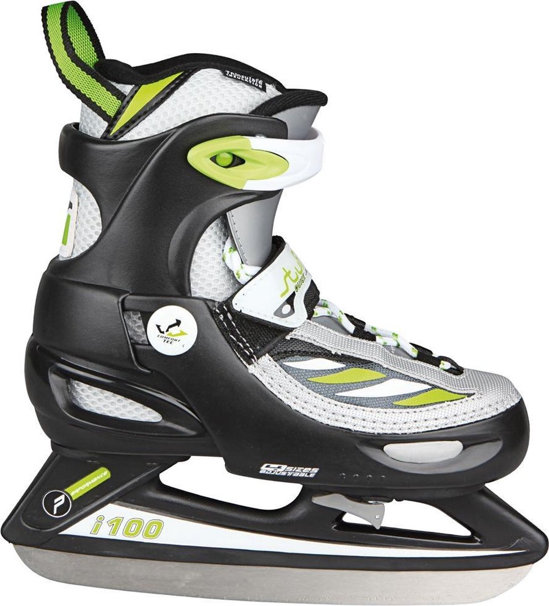 Stuf i100 Adjustable Ice Skates Kid's