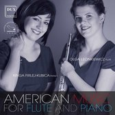 American Music For Flute