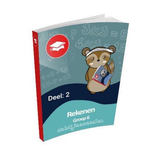 Oefenboek Groep 6 Rekenen - Deel 2 - De Bijlesmeester | Fthsonline.com