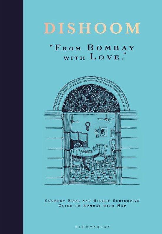 Boek cover Dishoom van Shamil Thakrar (Hardcover)