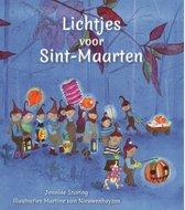 Boek cover Lichtjes voor Sint-Maarten van Jennine Staring (Hardcover)