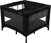 Campingbed en Box inklapbaar Baninni Venezia Luxe set Black