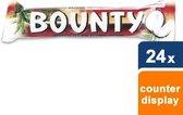 Bounty Chocoladereep Puur - 24 stuks