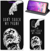 Design Case Motorola One Vision Zombie