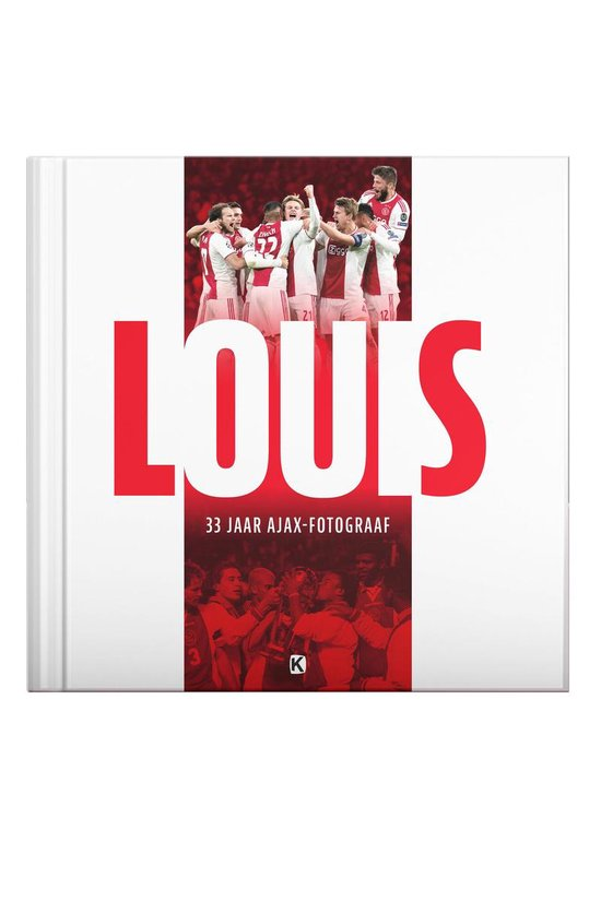 Afbeelding van LOUIS - een en al Ajax