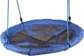 Nestschommel Comfort Blauw Ø100 cm PP touwen