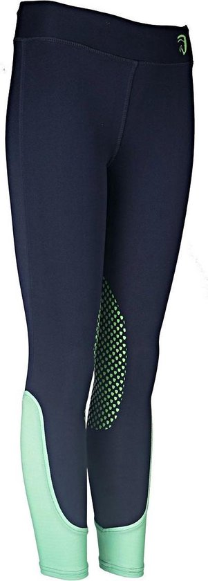 Horka Rijlegging Lucy Junior Polyester Blauw/groen Maat 140
