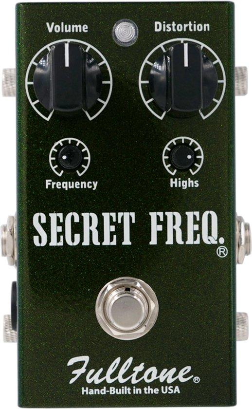 Secret Freq Overdrive