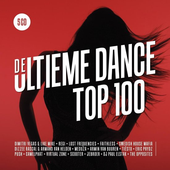 Ultieme Dance Top 100 (5Cd)