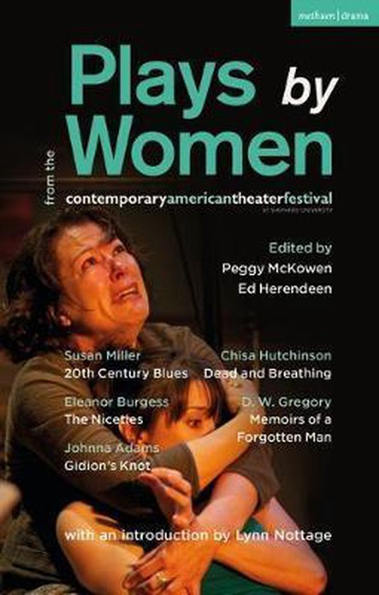 Boek cover Plays by Women from the Contemporary American Theater Festival van Ms Susan Miller (Paperback)