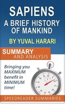 Omslag Sapiens: A Brief History of Mankind by Yuval Noah Harari: Summary and Analysis