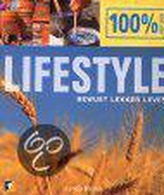 Cover van het boek '100 % Natuur / Lifestyle' van Lynda Brown