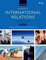Boek cover Introduction to International Relations van Robert Jackson (Paperback)