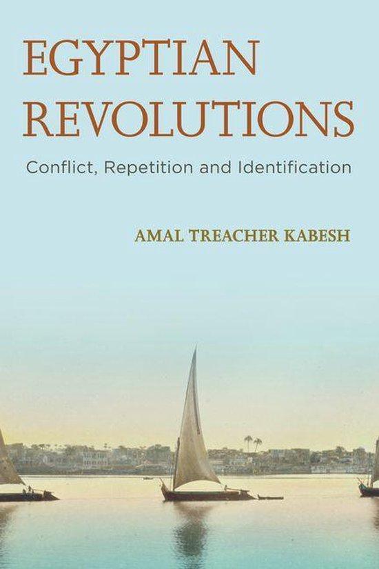 Boek cover Egyptian Revolutions van Amal Treacher Kabesh (Onbekend)