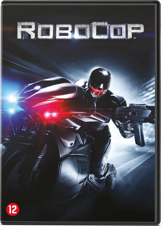 Cover van de film 'RoboCop'