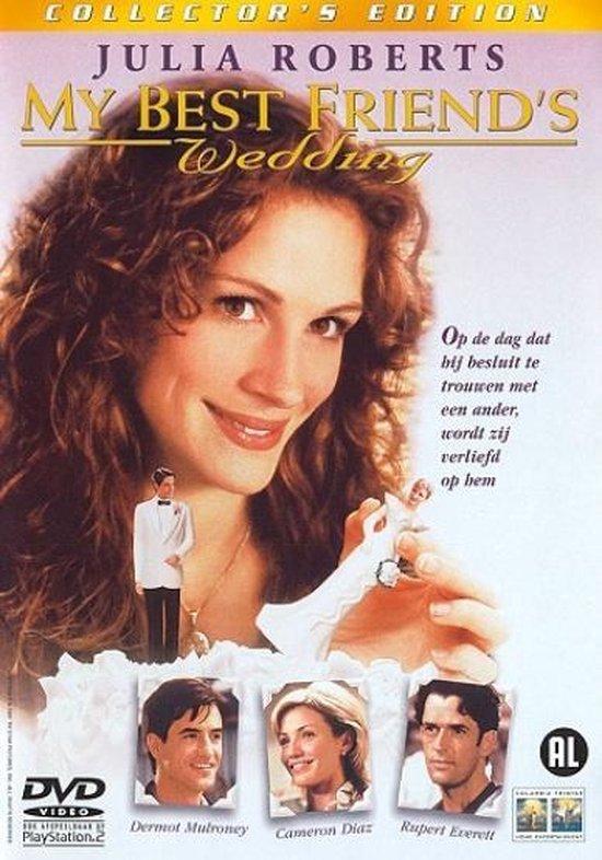 Cover van de film 'My Best Friend's Wedding'