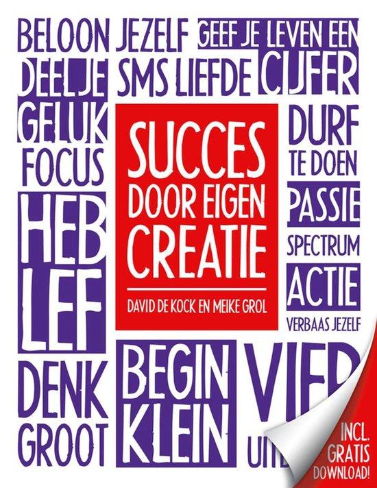 Succes door eigen creatie - Meike Grol |