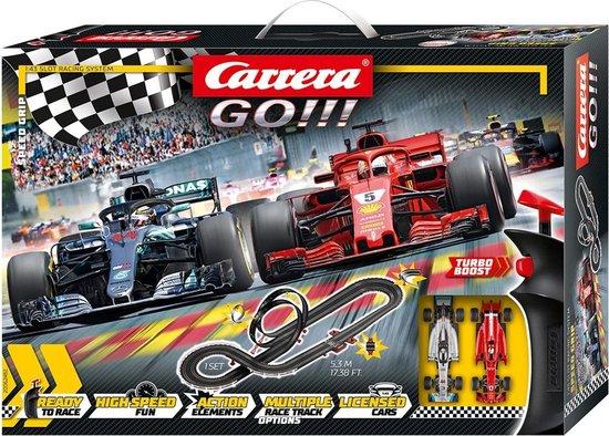 Carrera GO!!! Speed Grip - Racebaan
