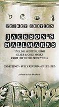 Pocket Edition Jackson's Hallmarks of English, Scottish, Irish Silver & Gold Marks from 1300 to the Present Day