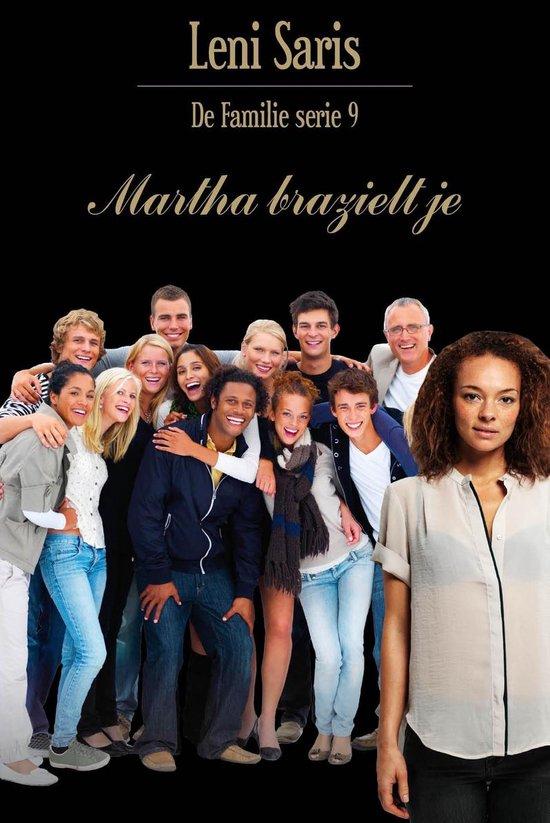 Martha Brazieltje - Leni Saris  