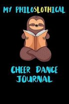 My Philoslothical Cheer Dance Journal