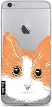 Apple iPhone 6 Plus / iPhone 6S Plus hoesje Little Cat Casetastic Smartphone Hoesje softcover case