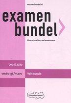 Examenbundel vmbo-gt/mavo Wiskunde 2019/2020