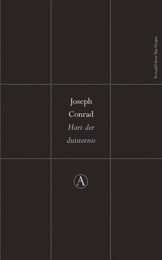 Boek cover Hart der duisternis van Joseph Conrad (Hardcover)