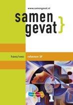 Samengevat - havo/vwo Rekenen 3F 2e druk