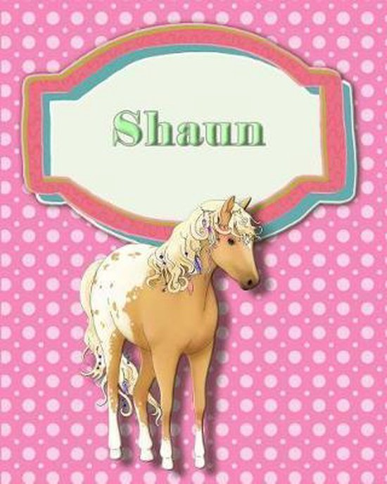 Handwriting and Illustration Story Paper 120 Pages Shaun