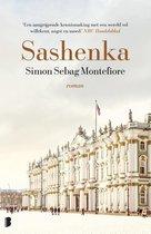Boek cover Sashenka van Simon Sebag Montefiore (Onbekend)