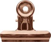 LPC Papierklem Bulldog clip koper - 51 mm -20 stuks