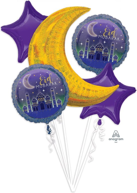 Amscan Folieballonnenboeket