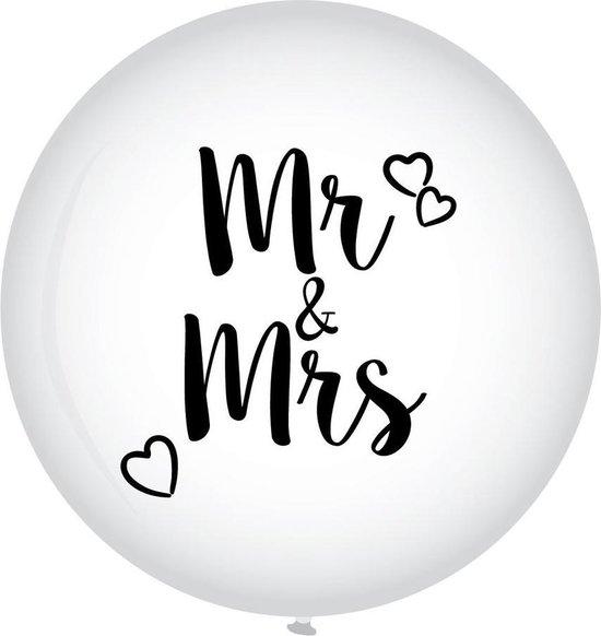 'Mr & Mrs' - 90 cm