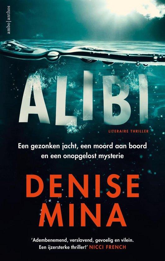 Alibi - Denise Mina | Fthsonline.com