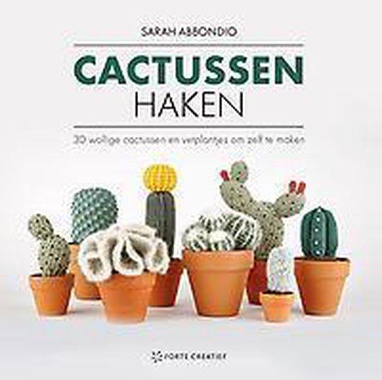 Wonderlijk bol.com | Cactussen haken, Sarah Abbondio | 9789462502369 | Boeken OC-03