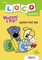 Loco Bambino  -   Loco bambino Woezel & Pip spelen met abc