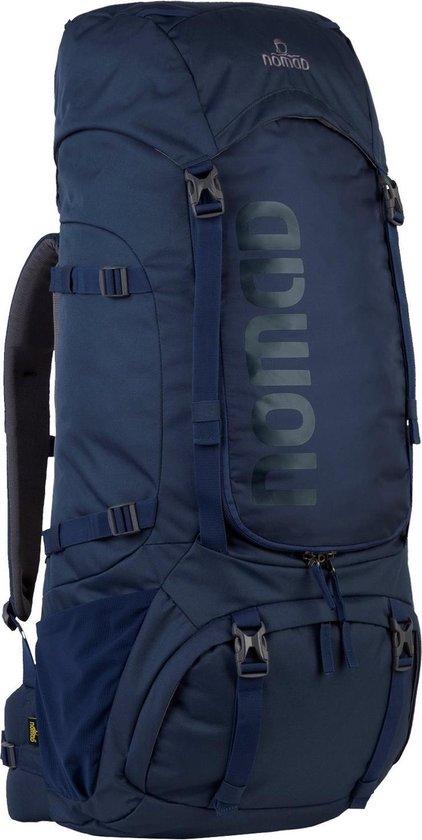 NOMAD Batura Backpack - Rugzak - 70 Liter - Donker blauw