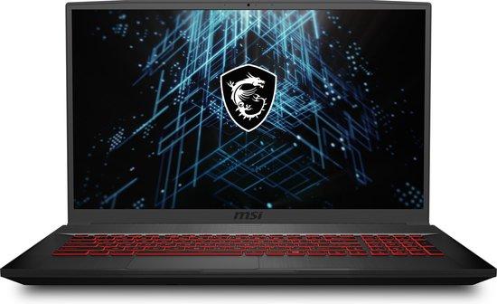 MSI Gaming GF75 10UD-039BE Thin - Gaming Laptop - 17.3 inch -...