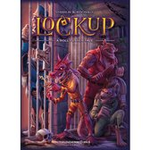 Lockup a Roll Player Tale Boxed Board Game