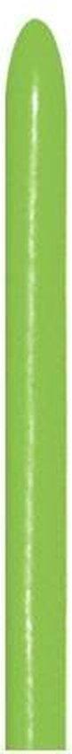 160 - Lime Green - sempertex - 50 Stuks