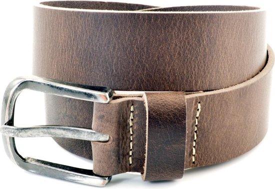 Cowboysbelt Belt 403001 – Size 105 – Brown