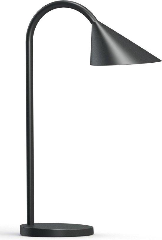 Unilux Sol LED Bureaulamp - Led-strip - Zwart - Unilux