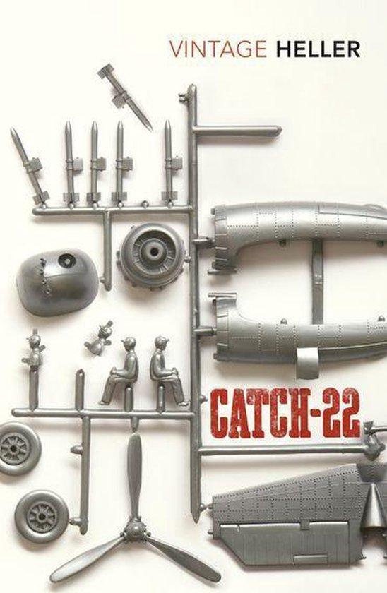 Boek cover Catch-22 van Joseph Heller (Onbekend)